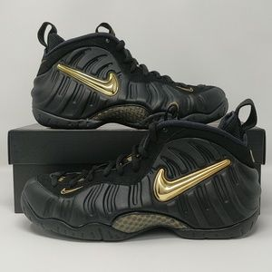 nice cheap latest 2018 shoes Nike Shoes | Air Foamposite Pro Black Gold 624041009 | Poshmark